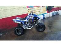 Raptor 660 2005 off road