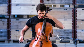 Cello lessons - Central London; South West