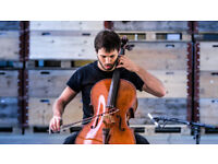 Cello lessons - Central London; South West