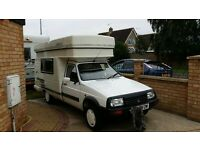 citroen romahome 2 berth