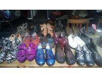 Shoes Vintage mostly size 37 Job lot