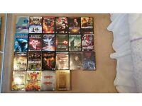 28 Assorted DVD films