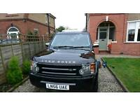 Land-rover discovery 3