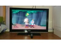 Samsung 40 inch FullHD 100Hz tv with DNIe processor and Freeview