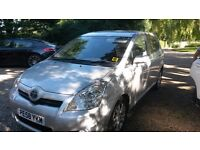 Toyota Corolla SR D-4DSilver 7 Seater Family friendly vehicle