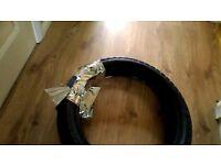 sinnis arpache 125 rmr125 pulse125 supermoto rear tyre 130/70/17