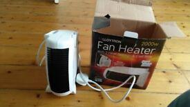 Lloytron fan heater