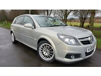 Vauxhall Signum 2.8 i Turbo V6 24v Design 5dr NAVAGATION & FULLY SERVICED