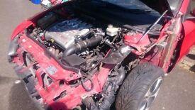 2006 alfa romeo 147 1.6 twin spark petrol Breaking spares good engine alloy wheels 17
