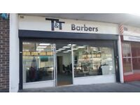 barber wanted in orpington