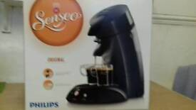 Coffee maker never used