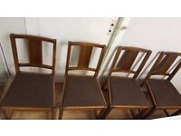 Four Dinning Chairs