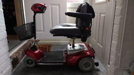 Shoprider Monaco Electric Mobility Scooter - £200 O.N.O.