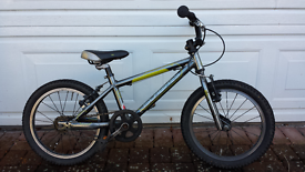 Cnoc 16 for sale £130. Retails at £240. Brand new tyres, grips and brake levers. A few paint chips