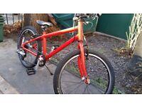 Isla Bike - Beinn 20 large, red, excellent condition