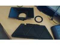 Professional Formatt Matte Box FM-600 for Camera Camcorder Lens