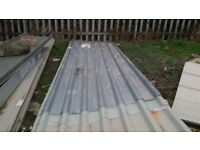 Metal roof sheets