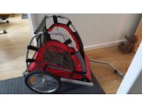 Halfords trail buggy for kids