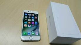 Iphone 6 128gb unlocked boxed