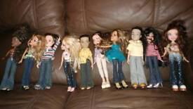 brats dolls