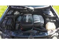 Is Mercedes-Benz E2 20 CD I will make transmission MOT starts first time every time drives very well
