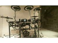 Roland V Drums: TD12, Bags, Bose phones an Iron Cobra hardware