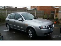 Nissan Almera 12 months MOT automatic, 74000, great car. good condition