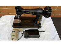 Vintage Singer Sewing Machine