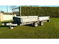 Ifor Williams trailer 12x6_6 3.5 ton
