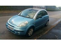 Citroen c3 convertible very good runner cheap to tax and insured bargain price £850 on