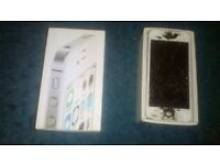 Iphone 4S cracked and disabled for spares
