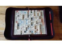 Travel Scrabble