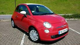 Lovely 2009 Fiat 500 DIESEL with full service history, full MOT and 3 months warranty