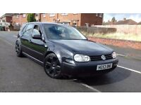 Vw golf 1.9 tdi pd 100 sport remapped 53reg in mint condition lowered on coilovers mot til october