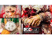 Cinematic Asian Wedding Videography Videographer Photographer | Indian Hindu Bengali Pakistani Afro