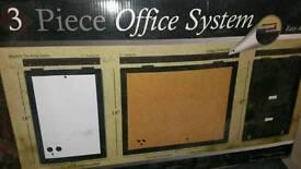 3 piece wall system