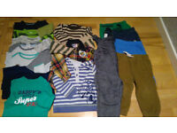 Baby boy clothes 6-9mth Bundle of clothes