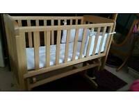 Mammas & pappas rock crib