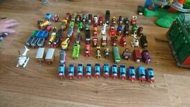 Pending collection Thomas take and play engines