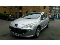 PEUGEOT 307 1.6 AUTO LOW MILEAGE FACE-LIFT
