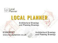 Architectural Services/Structural Drawings & Calculations/Extension/Loft Conversion/Rear Extension