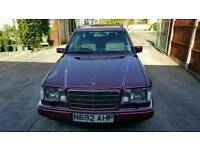 Mercedes e300 diesel estate 1995