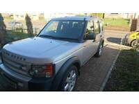 """Land Rover Discovery 3. V6 TDI 2.7 """"Spares Or Repair"""""""