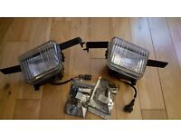 Genuine Nissan 200sx s14a front fog lights