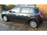 Dacia Sandero 1.5 Dci Midnight Edition, no smoke,no pets,very good condition