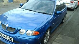 MG ZS FOR SALE REPAIRS OR SPARES STILL VALID MOT