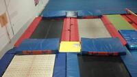 Professional Grade Trampolines for sale.