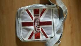 Ladies lonsdale shoulder bag