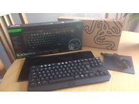 Razer Blackwidow Tournament Edition Keyboard