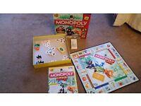 Junior monopoly